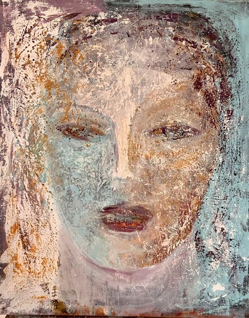 Annette Hoff-Jessen. Maleri. Atelier-Kaiserborgen