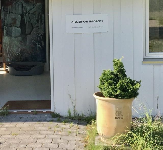 Annette Hoff-Jessen. Atelier-Kaiserborgen.