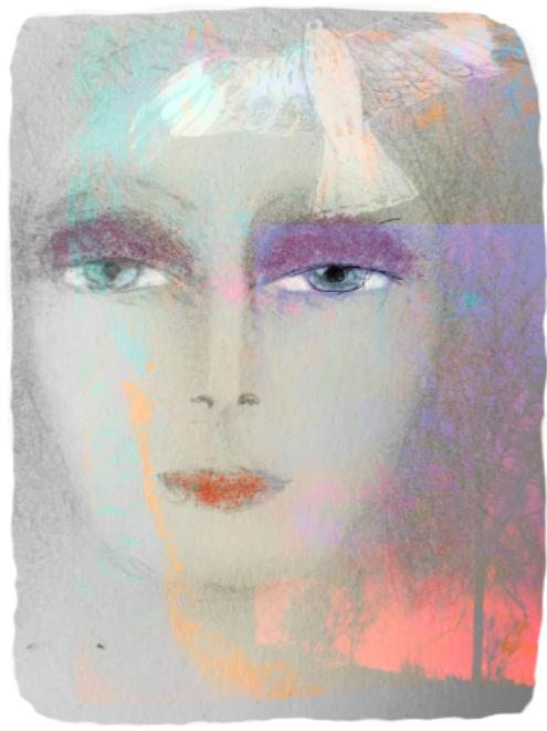 Annette Hoff-Jessen. Digital-art,digitalprint,Atelier-Kaiserborgen