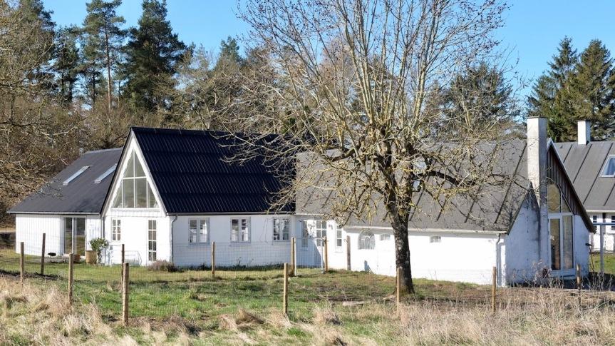 Annette Hoff-Jessen, Atelier-Kaiserborgen