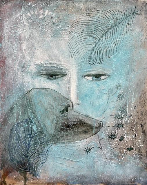 Annette Hoff-Jessen. Maleri, Atelier-Kaiserborgen
